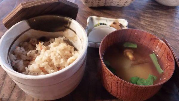 杉・五兵衛_お食事②